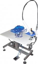 Malkan - Malkan CCUMZ Merkezi Sistem Ceket Cep Ütü Tezgahı