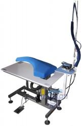 Malkan - Malkan KDPMZ Merkezi Sistem, Ceket Kol Dış Dikiş Açma Ütü Tezgahı