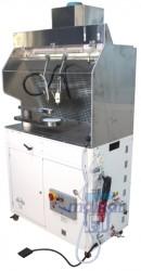 Malkan - Malkan MTMDK Kabinli, Çift Vakumlu, Işıklı, Kendinden Kazanlı Leke Temizleme Makinası