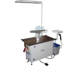 Malkan - Malkan MTMK Vakumlu, Işıklı, Kendinden Kazanlı Leke Temizleme Makinası