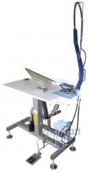 Malkan - Malkan UP107Z Merkezi Sistem Ceket Mostra Dikiş Açma Ütü Tezgahı