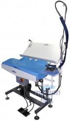 Malkan - Malkan UP10A11AT Merkezi Sistem Ceket Sadafodra Kıl Tela Yapıştırma Ütü Tezgahı