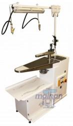 Malkan - Malkan UP110VK Kendinden Kazanlı, Vakumlu, Işıklı, Leke Temizleme Makinesi