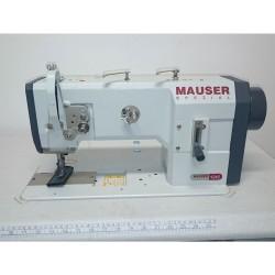 MAUSER SPEZIAL - Mauser Spezial 1245 Çift Papuç Deri Dikiş Makinası