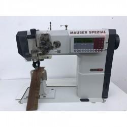 MAUSER SPEZIAL - Mauser Spezial MA904-0574-161/007 İplik Kesicili Sütunlu Çiftiğne Rodalı Saya Makinası
