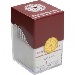 ORANGE - Orange DVx63 Reçme Makina İğnesi (Kısa)