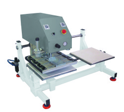 Özer Makina - Özer Makina OM-1001 Otomatik Transfer Baskı Presi