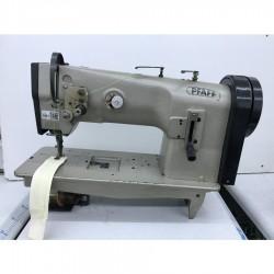 PFAFF - Pfaff 1245-706/05 6/01-CLPMN 8 Çift Papuç Tek İğne Deri Dikiş Makinası - 2.El