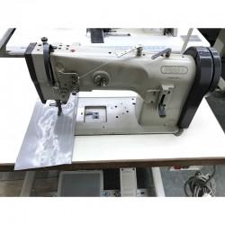 PFAFF - Pfaff 1245 Yağlı Çift Eksantrik Deri Çadır Dikiş Makinası 2.El