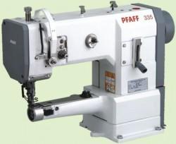 PFAFF - Pfaff 335 Tek İğne Çift Pabuç Kollu Çanta Dikiş Makinası