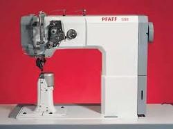 PFAFF - Pfaff 591 Sütunlu Tek İğne Rodalı Saya Dikiş Makinası
