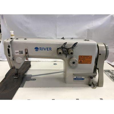 River RV3800-2 2 İğne Zincir Dikiş Makinası - 2.El