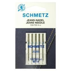 SCHMETZ - Schmetz Ev Tipi Dikiş Makine Kot İğnesi
