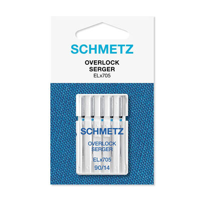 Schmetz Ev Tipi Overlok Makine İğnesi