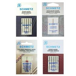 SCHMETZ - Schmetz Özel Kumaş Dikiş İğne Paketi