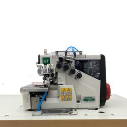 Sevmak GT-04UBT-BK 4 İplik Kıstırmalı Tam Otomatik Akıllı İplik Kesicili Hava Sistemli Overlok Makinası - Thumbnail