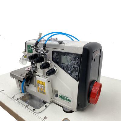 Sevmak GT-04UBT-BK 4 İplik Kıstırmalı Tam Otomatik Akıllı İplik Kesicili Hava Sistemli Overlok Makinası