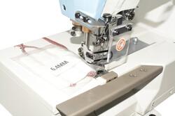 Sevmak SK-3500-03UBT Kafadan Motorlu İplik Kesicili Etek Reçme Makinası - Thumbnail