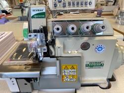 Sevmak - Sevmak SK-5214EX-05UBT 5 İplik Tam Otomatik Akıllı İplik Kesicili Overlok Makinası
