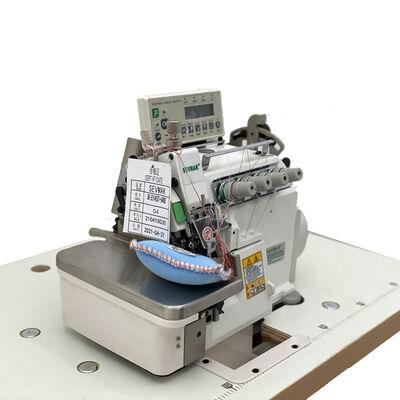 Sevmak SK-5214EXT-04UBT 4 İplik Transportlu Tam Otomatik Akıllı İplik Kesicili Overlok Makinası