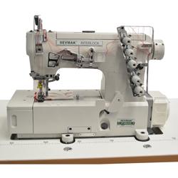 Sevmak - Sevmak VT-562-01D Kafadan Motorlu Mekanik Etek Reçme Makinası