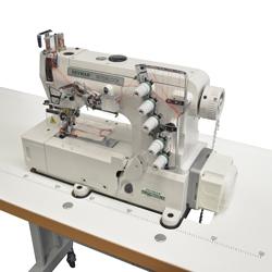 Sevmak VT-562-01D Kafadan Motorlu Mekanik Etek Reçme Makinası - Thumbnail