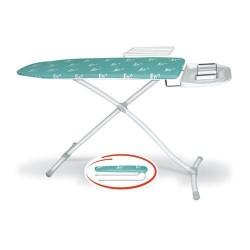 Silter - Silter SM/GZM 900 L Gazella Squad Ev Tipi Ütü Masası - Çamaşırlıklı, Kol Aparatlı, Silikon Altlıklı