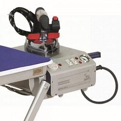 Silter - Silter SM/PSA 2101 AD Harmony Katlanabilir Kazanlı ve Fanlı Ütü Masası - 1 Litre
