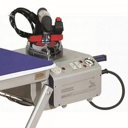 Silter - Silter SM/PSA 2102 AD Harmony Katlanabilir Kazanlı ve Fanlı Ütü Masası - 2 Litre