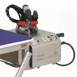 Silter - Silter SM/PSA 2135 AD Harmony Katlanabilir Kazanlı ve Fanlı Ütü Masası - 3,5 Litre
