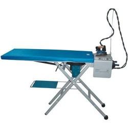Silter - Silter SM/PSA 2135 AGPD Harmony Katlanabilir Kazanlı ve Fanlı Ütü Masası - 3,5 Litre