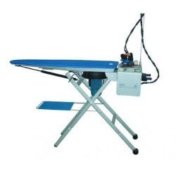 Silter - Silter SM/PSA 2135 APDR Harmony Rezistanssız Katlanabilir Kazanlı ve Fanlı Ütü Masası - 3,5 Litre