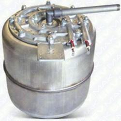 Silter - Silter SY USK 2000 G Goldental Mini Üst Sac Kapak