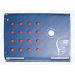 Silter - Silter SY USK 2075 Süper Mini Üst Sac Kapak - SPR/MN 2075 için