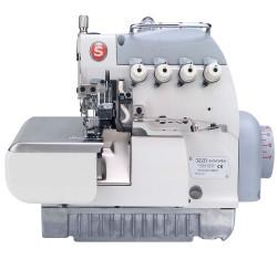 Singer - Singer 322D-251H-56EA-08 Direct Drive 5 İplik Kot Overlok Makinası