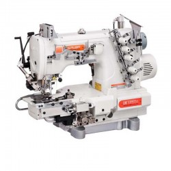 Siruba C007KD Dırect Drıve Elektronik Burunlu Çekicili Soldan Bıçak Regulalı Reçme Makinası - Thumbnail
