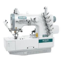 SIRUBA - Siruba F007J Otomatik İplik Kesmeli Elektronik Etek Reçme Makinası
