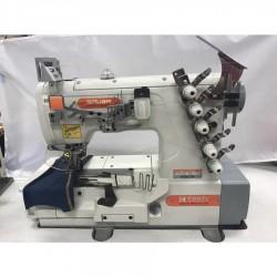 Siruba - Siruba F007K-W222-356/FQ Mekanik Bant Reçme Makinası - 2.El
