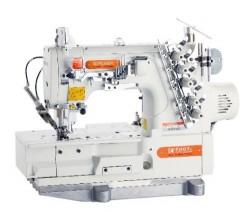 SIRUBA - Siruba F007KD Dırect Drıve Otomatik İplik Kesmeli Elektronik Etek Reçme Makinası