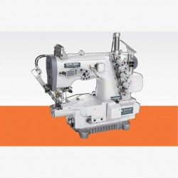 SIRUBA - Siruba S007KD-W122-356/PCH-3M/UTT Mini Burunlu İplik Kesmeli Reçme Makinası