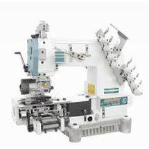 SIRUBA - Siruba VC008-04064P/VCE 4 İğne Burunlu Çekicili Zincir Dikiş Makinası