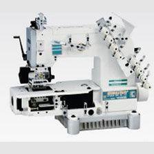 SIRUBA - Siruba VC008-04085P/VWL/FH 4 İğne Burunlu Çekicili Şort Lastik Makinası