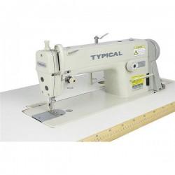 Typical - Typical GC-6190 H Tek İğne Kilit Dikiş Kalın ve Orta mat için