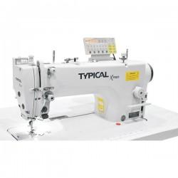 Typical - Typical GC6760-MD3 İğne Transportlu Direct Drive Kilit Dikiş Makinası (Orta Materyaller İçin) Mikro Yağlamalı