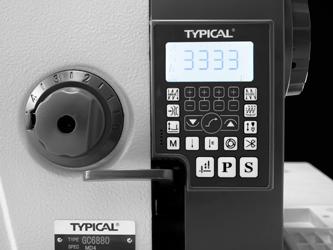 Typical GC6880(A)MD4 Elektronik Direct Drive Düz Dikiş Makinası - Thumbnail
