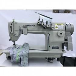 Typical - Typical GK0056-1(6.4) 2 İğne Zincir Dikiş Makinası - 2.El