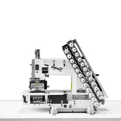Typical - Typical GK328 Serisi 12 İğneli Mekanik Lastik Makinası
