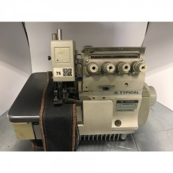 Typical - Typical GN2000-5H 5 İplik Overlok Makinası - 2.El