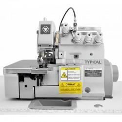 Typical - Typical GN3000-4C 4 İplik Kıstırmalı Overlok Makinası