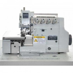 Typical - Typical GN3000-5H 5 İplik Kot Overlok Makinası